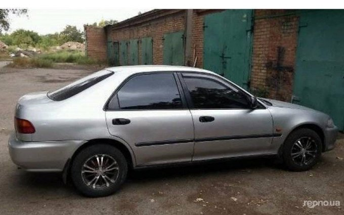 Honda Civic 1991 №264 купить в Никополь