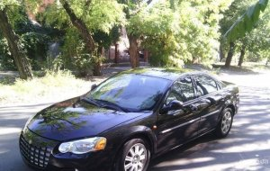 Chrysler Sebring 2006 №21176 купить в Николаев