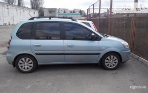 Hyundai Matrix 2008 №28334 купить в Кременчуг