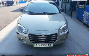 Chrysler Sebring 2006 №31272 купить в Мукачево