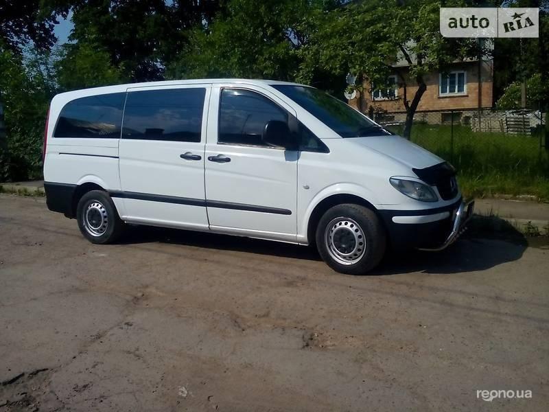 Купить Mercedes-Benz VITO 112 2005 за 8 900$, Дрогобыч | REONO