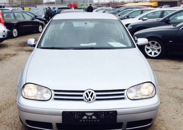 Volkswagen  Golf 2003 №33518 купить в Мукачево - 8