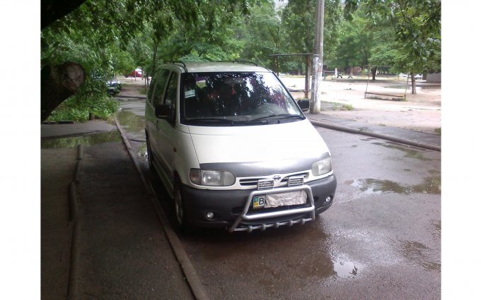 Nissan Interstar 1998 №42004 купить в Николаев - 3