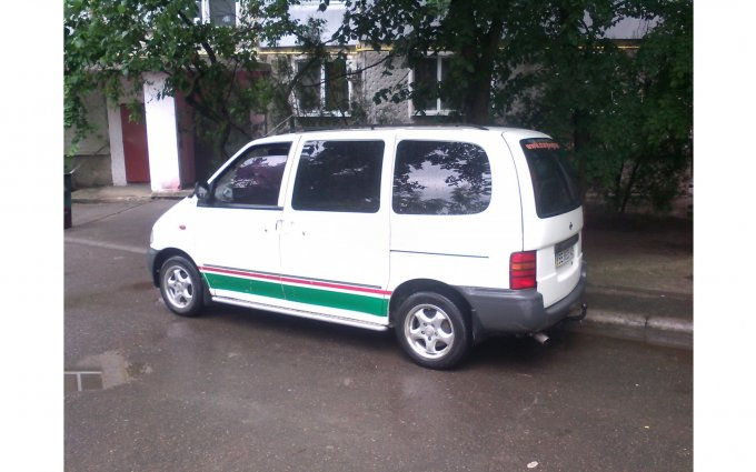 Nissan Interstar 1998 №42004 купить в Николаев - 4
