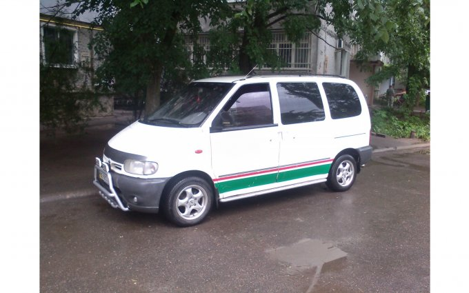 Nissan Interstar 1998 №42004 купить в Николаев - 5