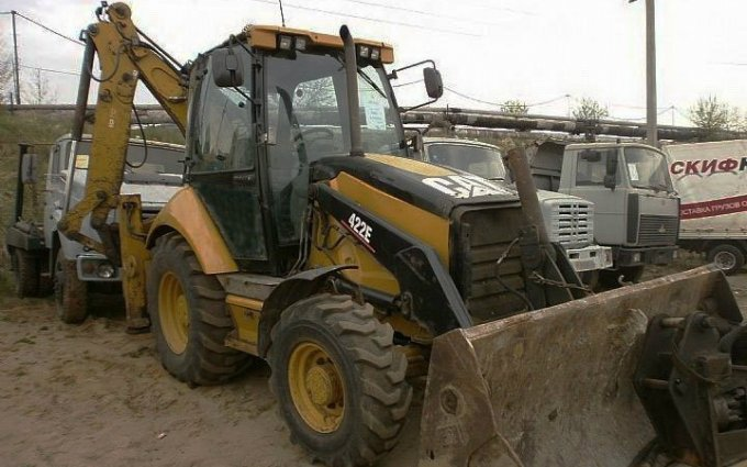 CATERPILLAR GP15K 2005 №43449 купить в Николаев - 1