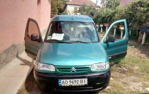 Citroen Berlingo 2000 №43907 купить в Мукачево