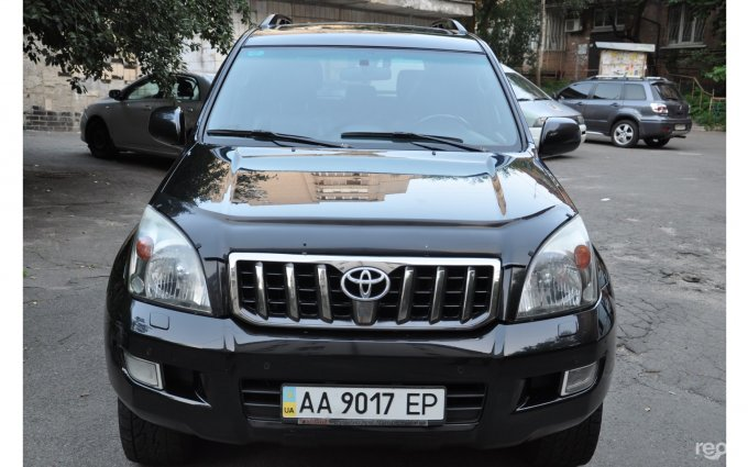Toyota Land Cruiser 150 Prado 2007 №44652 купить в Киев - 2