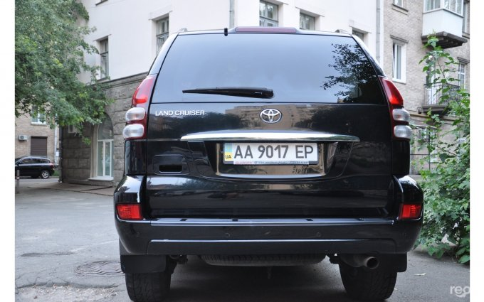 Toyota Land Cruiser 150 Prado 2007 №44652 купить в Киев - 4