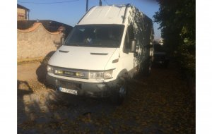 Iveco Turbo Daily груз. 2001 №45064 купить в Николаев