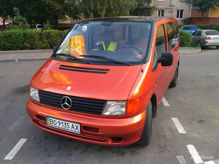 Купить Mercedes-Benz Vito 2000 за 6 700$, Тернополь   REONO