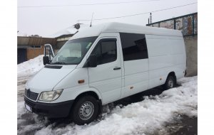 Mercedes-Benz Sprinter 2004 №47223 купить в Кременчуг