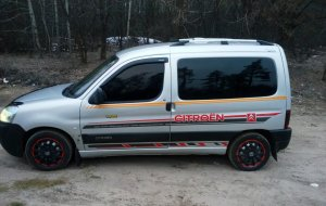 Citroen Berlingo 2005 №48551 купить в Буча